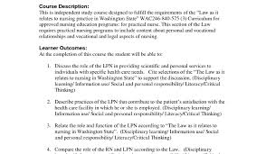 Licensedractical Nurse Resume Examples Free Lpn Example