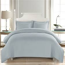 pure color white comforter bedding sets hotel duvet cover set king size home bed cover pillow case bedroom decoration double