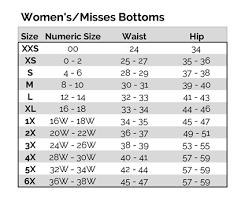 Misses Vs Women S Size Chart Extra Long Leggings Cotton Misses And Misses Plus Sizes