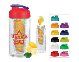 save on h20 triathlon 500ml flip top fruit infuser water bottle printed with your logo gopromotional uk
