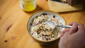 Điều gì xảy ra khi bạn ăn yến mạch hàng ngày ?