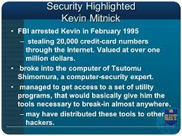 「1995 Kevin Mitnick arrested」の画像検索結果