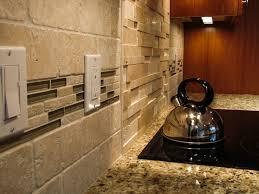 Kitchen Backsplash With Glass Tile Accents httpmodtopiastudio