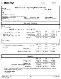 roof repair estimate. roofing estimate u0026 professional estimator templates to sc 1 st roof template repair c