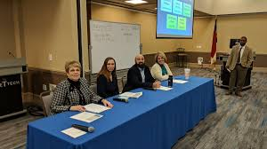 """NC Workforce Solutions on Twitter: """"All-star #NCWorks panel included Bonnie  Helmink, Wendi Bowen Eure & Paige Crafton, all of the NC Workforce  Solutions division, plus Taylor Kirks of @CapitalAreaWD /Johnston County  Industries.…"""