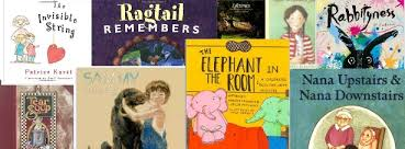 64 children s books about and grief