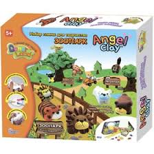 <b>Масса для лепки Angel</b> Clay «Зоопарк» (4504725) - Купить по ...