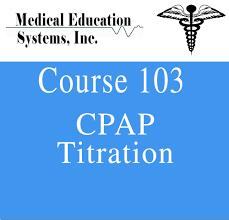 103 Cpap Tritation