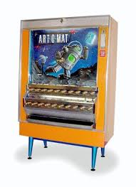 Artomatic Vending Machine Cool 48 Best ArtOMat Images On Pinterest Vending Machines Cigarette