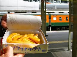 French Fry Vending Machine Cool My Own Sweet Thyme French Fry Vending Japan