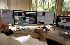 home office technology. Digital Home Office Technology