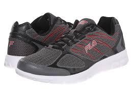 fila men s shoes. fila 3a capacity (dark silver/black/fila red) men\u0027s shoes men s
