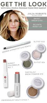 w3ll done get this stunning julia roberts look using all natural beauty s