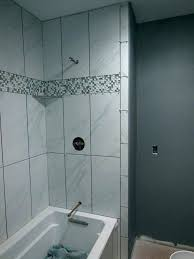 bathroom tile layout patterns new for laying wall design