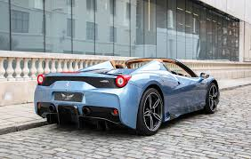 That would give out entirely the wrong. 2016 Ferrari 458 Speciale Aperta In London England United Kingdom For Sale 10503348