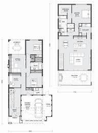 inspiring narrow lot homes brisbane ideas plan 3d house for narrow lot home builders perth