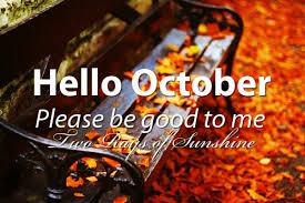 Image result for good month october
