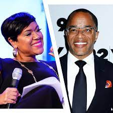 Check spelling or type a new query. Tiffany Cross Jonathan Capehart To Host Joy Reid S Old Show