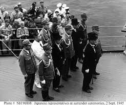 Image result for Surrender of Japan""