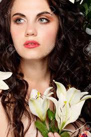 人感情自然美しさ花とライフ スタイル コンセプト 美しさの