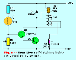 photosensitive devices photosensitive devices leds sample circuits figure 6 figure 7