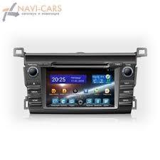 Штатная <b>магнитола FlyAudio</b> G7132F01 для Toyota Rav-4 от 12 г.в.