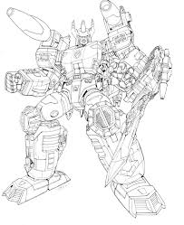 Small Picture Energon Megatron lineart Artwork for Unreleased Transformers