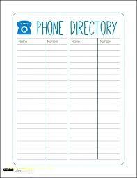 Business Phone Book Free Business Address Book Template Inspirational Stock Access Form