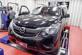 Mazda BT-50 3.2L 147 kW ECU REMAP - Diesel tuning specialist