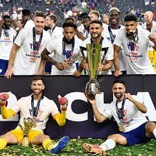 Hoppe jubelt: USA gewinnt den Gold Cup ...