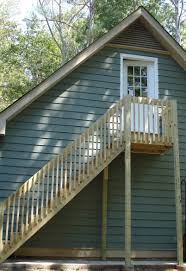 Full Size of Garage:wood Deck Steps Design Exterior Stair Landing Deck Wood Stairs  Outdoor Large Size of Garage:wood Deck Steps Design Exterior Stair ...