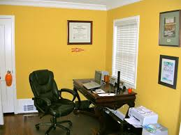 office painting ideas. Exotic Marigold Office Paint Color Gallery Painting Ideas E