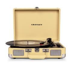 <b>Crosley Cruiser</b> Portable <b>Turntable</b> Fawn - <b>CR8005D</b>-<b>FW</b> - Walmart ...