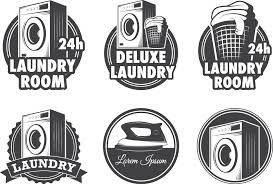 Hd Laundry Symbol Washing Machine Stock Illustration Logo Machine