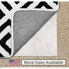 best rug material for high traffic area beautiful magic stop non slip indoor rug pad