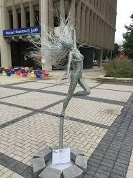 statues by Bernadette Majewski