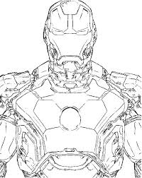Small Picture Iron Man Helmet Coloring Pages Super Heroes Coloring Pages Of