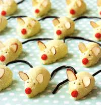 Christmas Mice Cookies Recipe