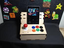 Raspberry Pi Game Cabinet Diy Arcade Cabinet Kits More Porta Pi Arcade Lite