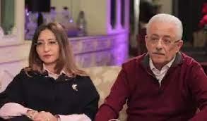 زوجة طارق شوقي: مؤمنة بمشروع التعليم الجديد