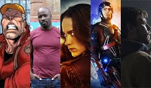 Slide Tv Show Top Five Future Comic Book Tv Shows Were Most Excited About