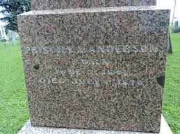 Priscilla Hopkins Anderson (1841-1870) - Find A Grave Memorial