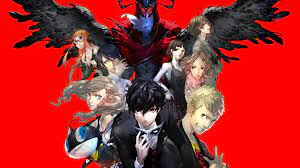 Anime character wallpaper, Persona 5 ...