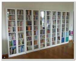 bookcases with doors incredible narrow bookcase bslinestriping com intended for 18