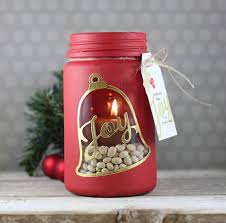 Decorate Jar Candles Christmas Decorating with Mason Jars All About Christmas 92