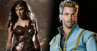 Image result for chris pine in wonder woman