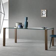 Esstisch Holz Mit Glasplatte Geraumiges Frische Haus Ideen Cool