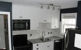 black and white kitchen ideas. Kitchen:Stunning Black And White Kitchen Tile Decor Ideas With Marble Countertop E