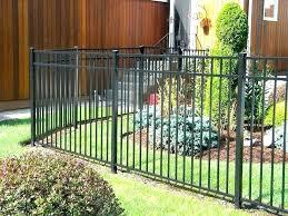 decorative metal fence panels. Modren Decorative Metal Yard Fence Decorative Panels  Wooden Fences Aluminum And Fencing To Decorative Metal Fence Panels