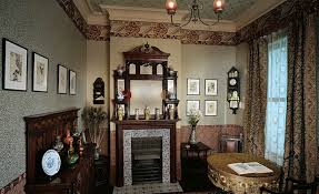 A drawing room in 1890 - photography Chris Ridley